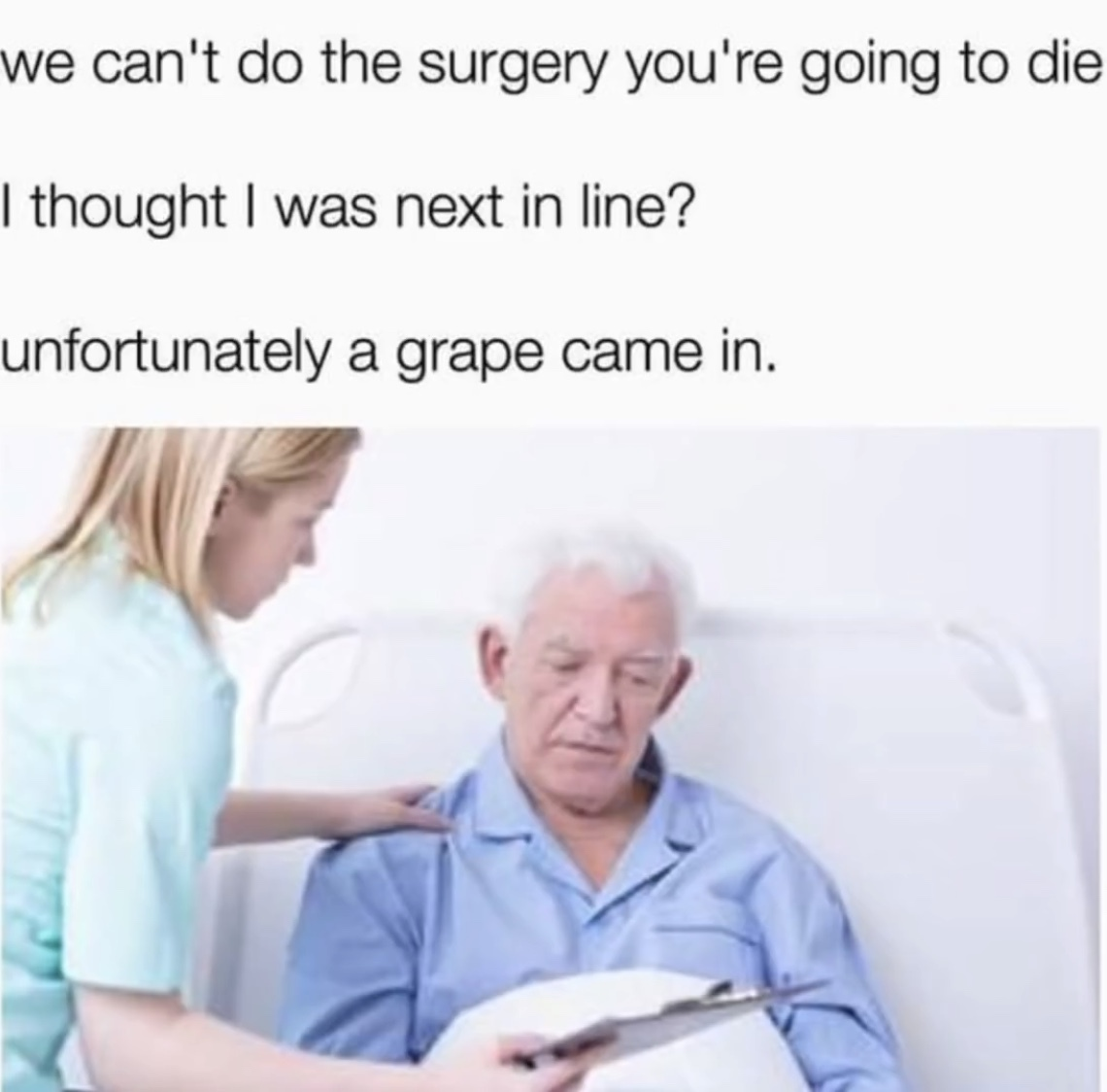 Grape - meme