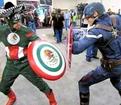 Mexico es the shit - meme