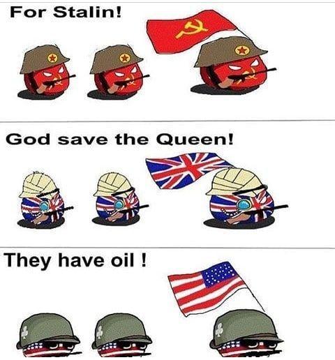 For Staline ! - meme