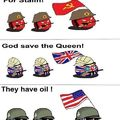 For Staline !