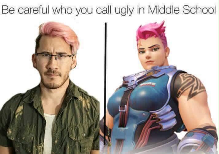 Zarkaplier - meme