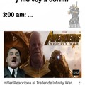 Falta poco para infinity war! :D