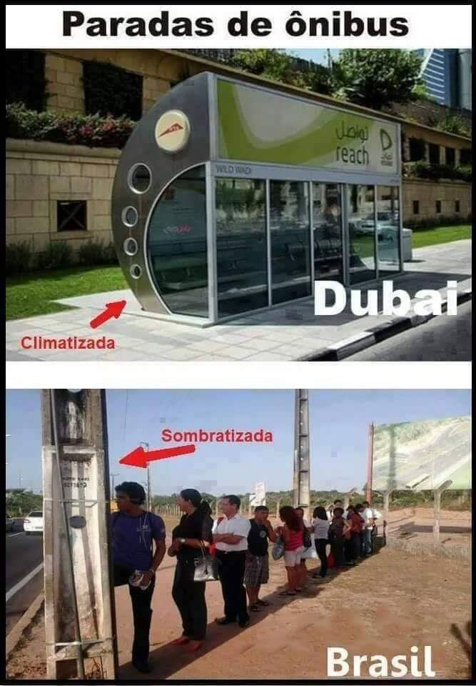 Brasil é o mais melhor de bão. - meme