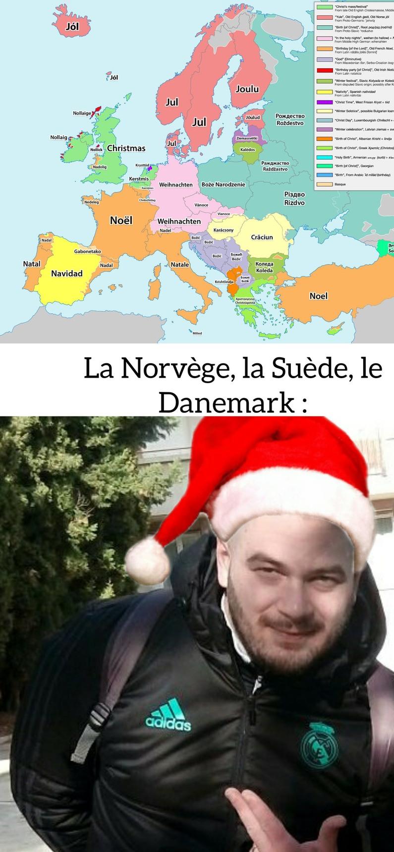 Le titre est en Suède - meme