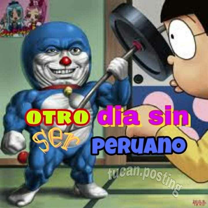 Orgullo peruano - meme