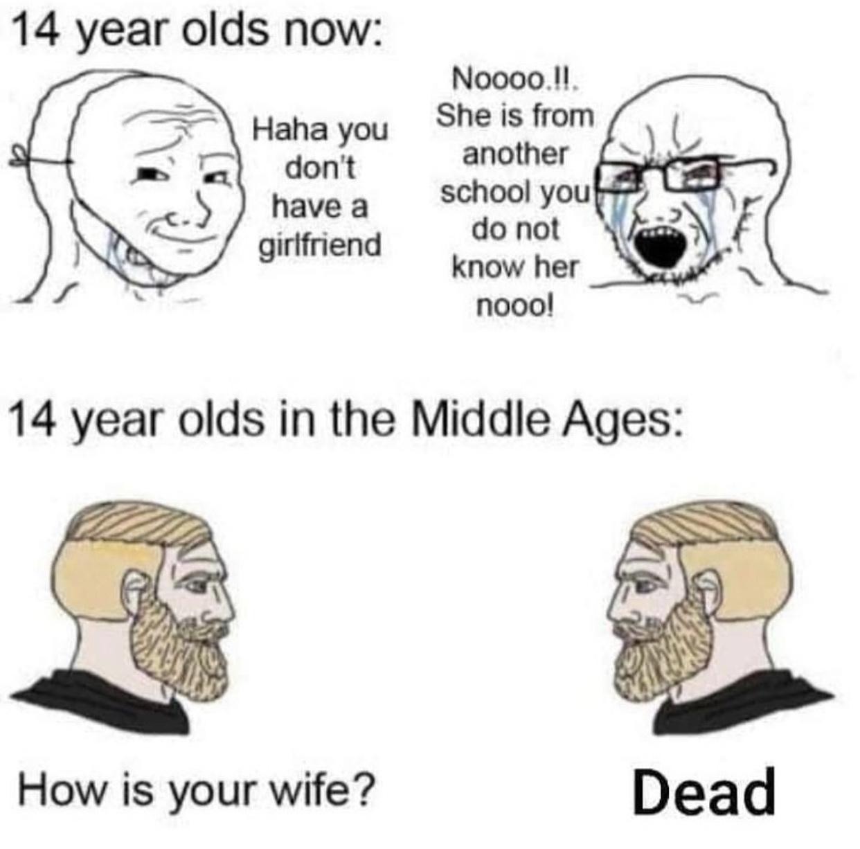 No Yes Meme