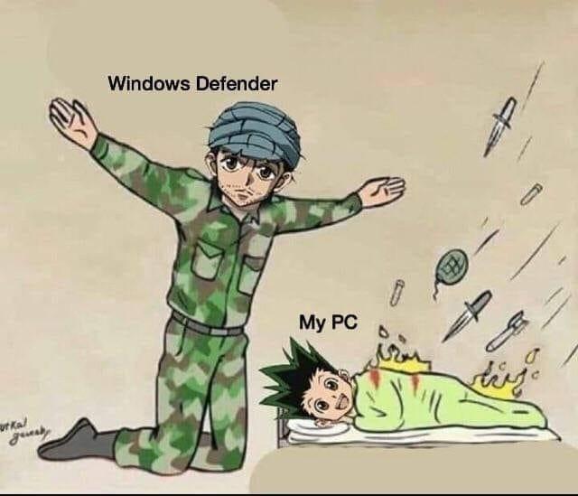 Favorite Linux distro? - meme