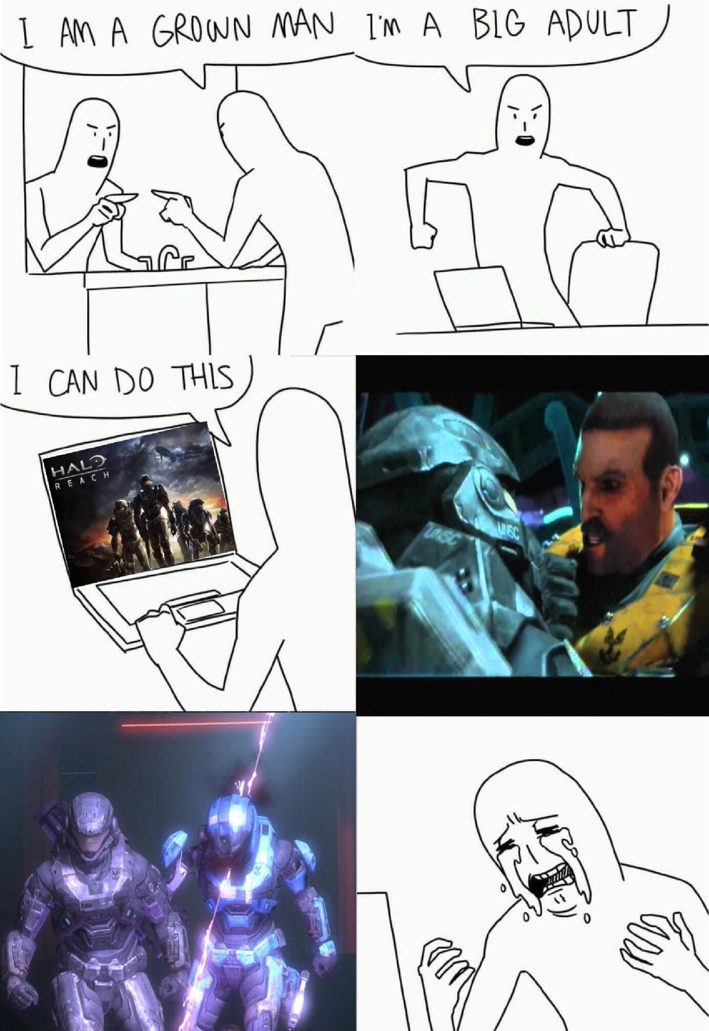RIP Noble Team - meme