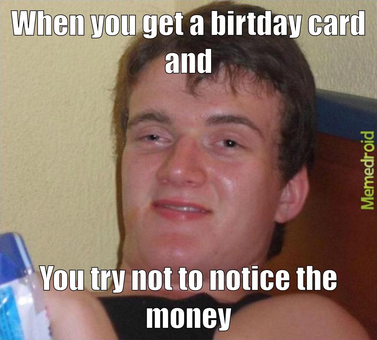 Really High Guy - meme