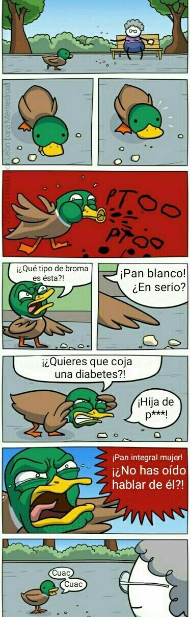 Cuac Cuac  - meme