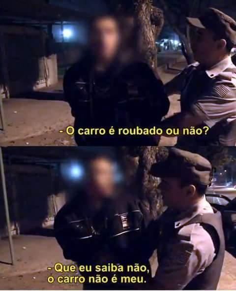 Perolas Polícia 24h - meme