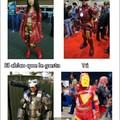 Más cosplays