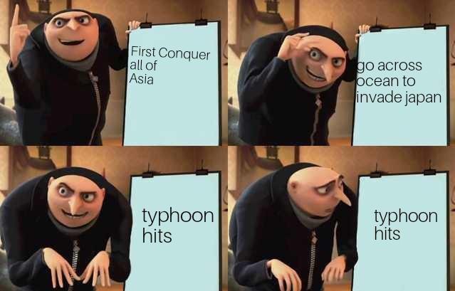 Invade Japan - meme