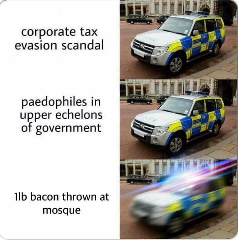 Brit bong police - meme