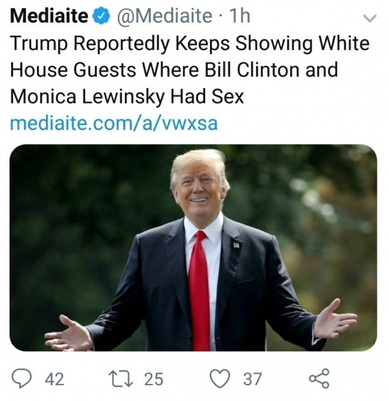 The first thing I've heard that is a pro for trump - meme