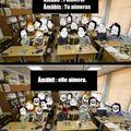 Les petits moments de fou rire en cours de Latin