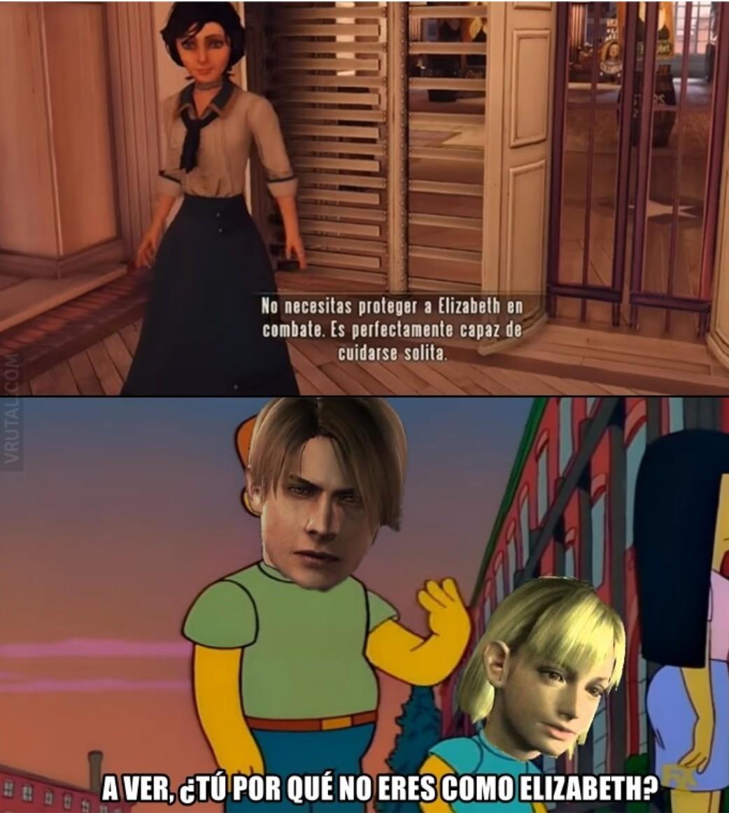 Bioscock - meme