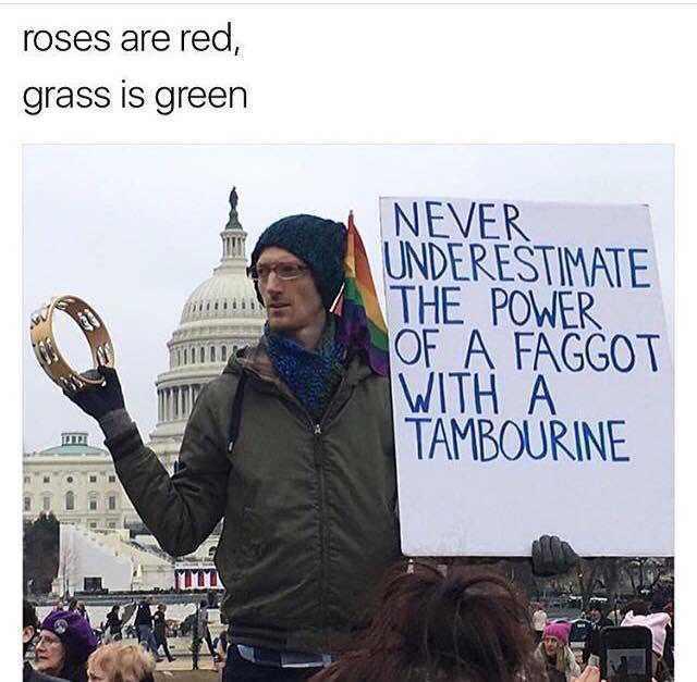 Don' t understimate his power - meme