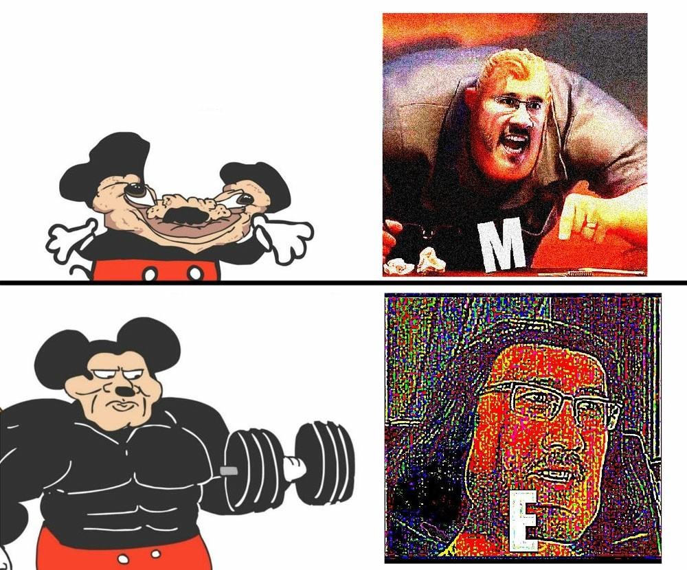 Hhg hizo ch fu Isidoro - meme