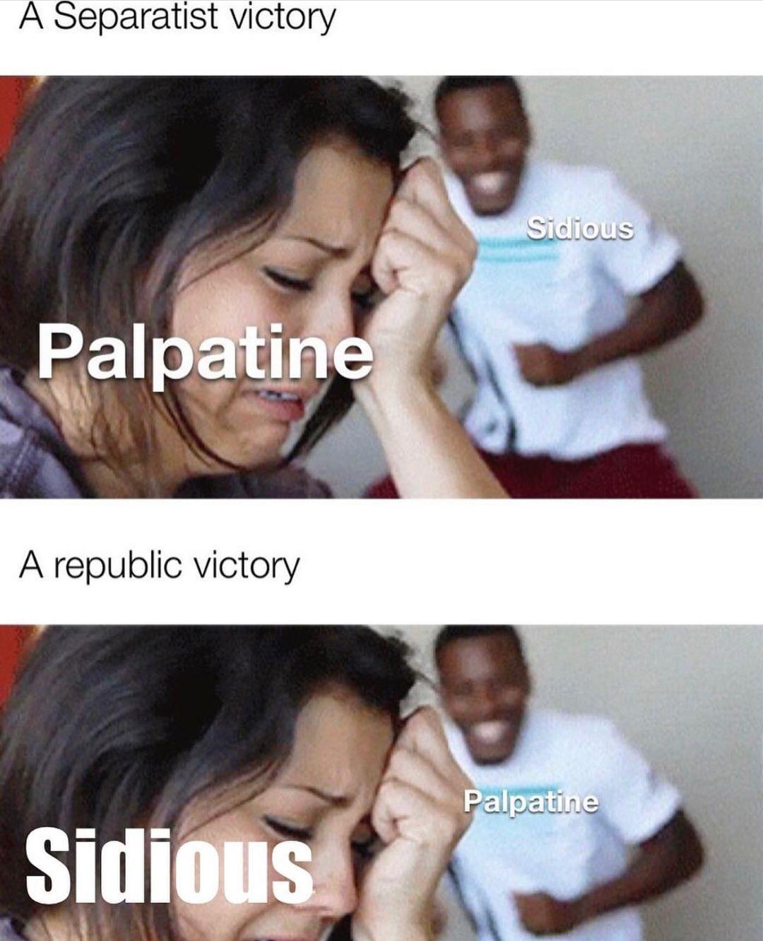 Better not be - meme