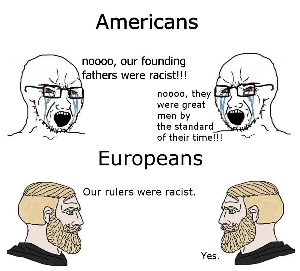Based Europe - meme