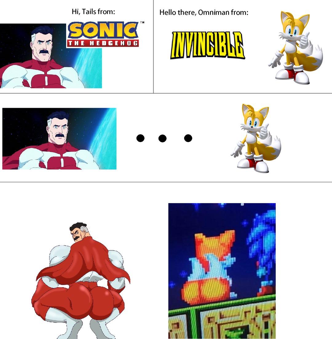 *Gets a boner* - meme