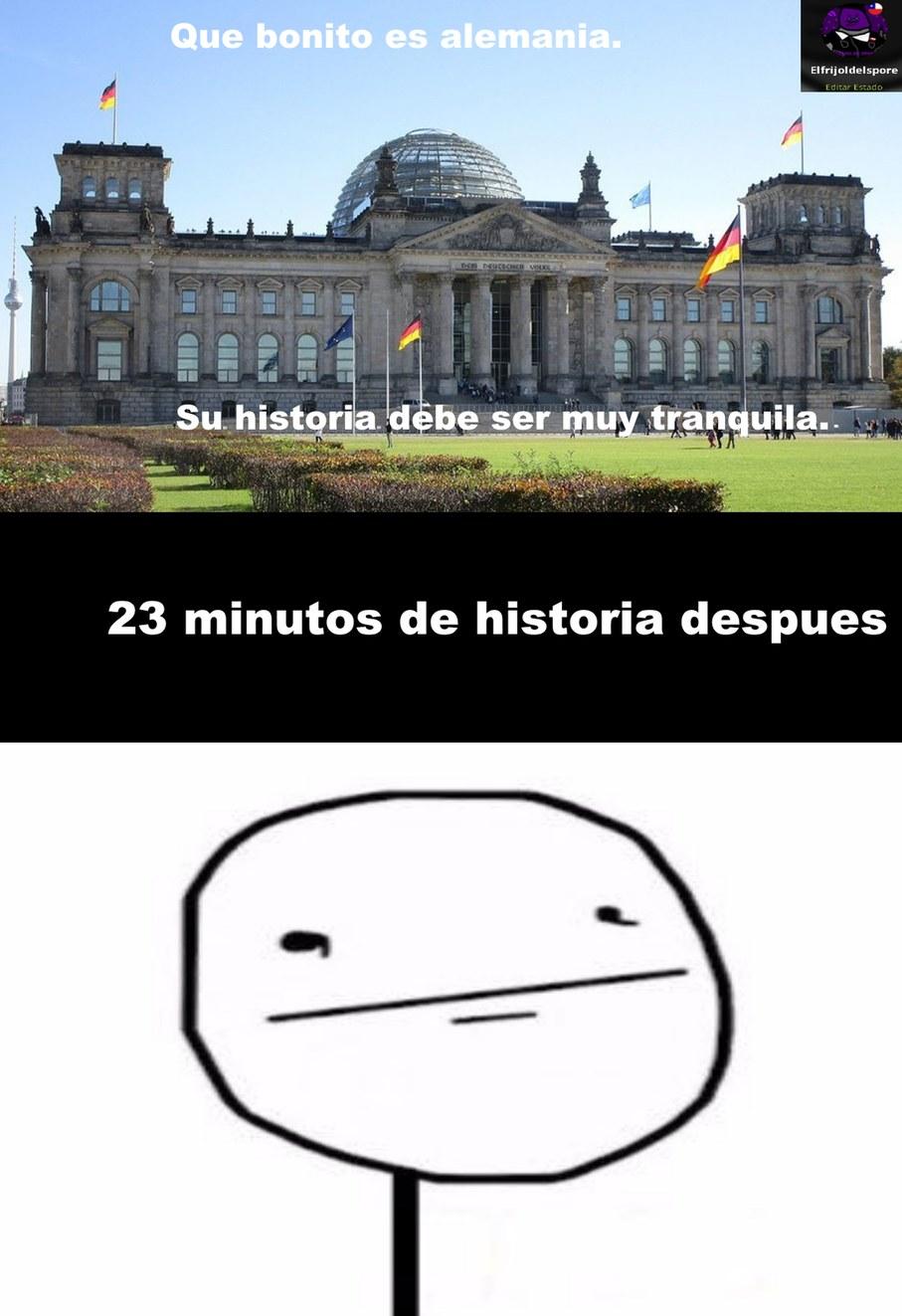 Nazi, imperio aleman, prussia ect de todas maneras, mi 3 meme que va