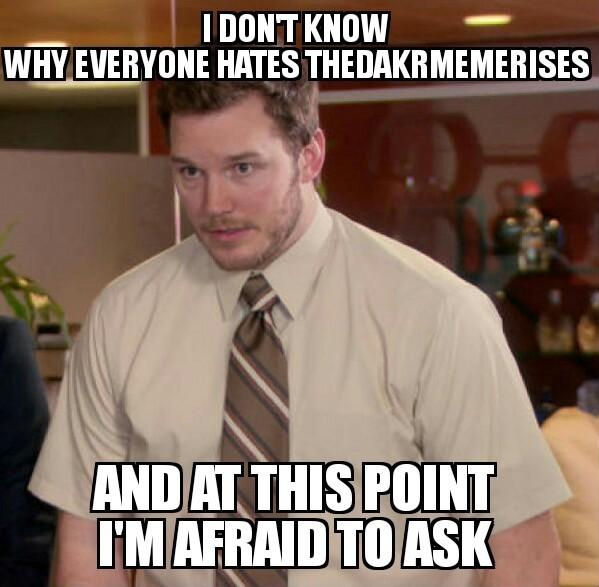 Why tho - meme