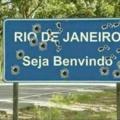 Eu moro no Rio de Janeiro, é uma merda