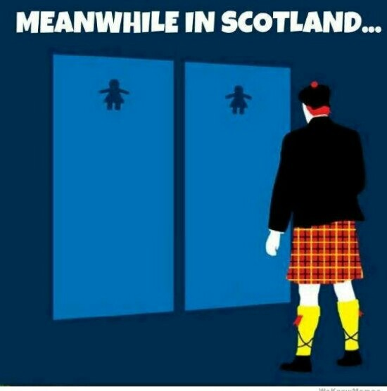 Scottish people will understand - meme