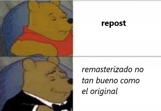 pinchis remasterizados - meme