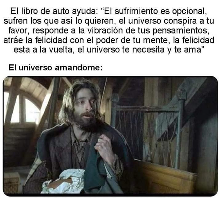 Universo - meme