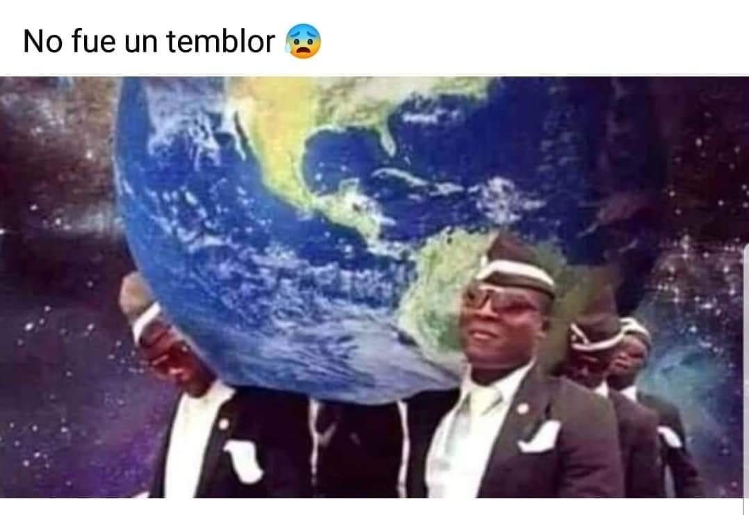 Mexico en estas últimas horas - meme
