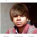 Justin Bieber indio