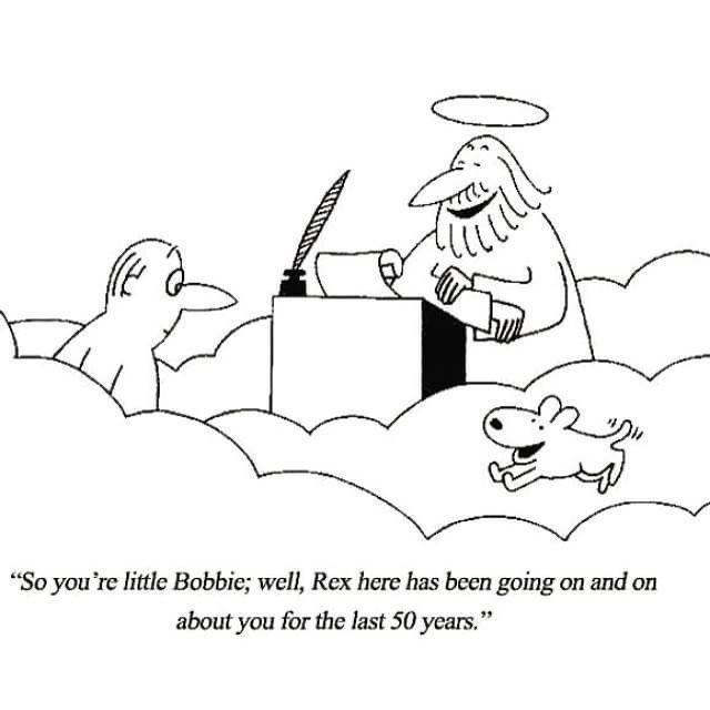 heaven - meme