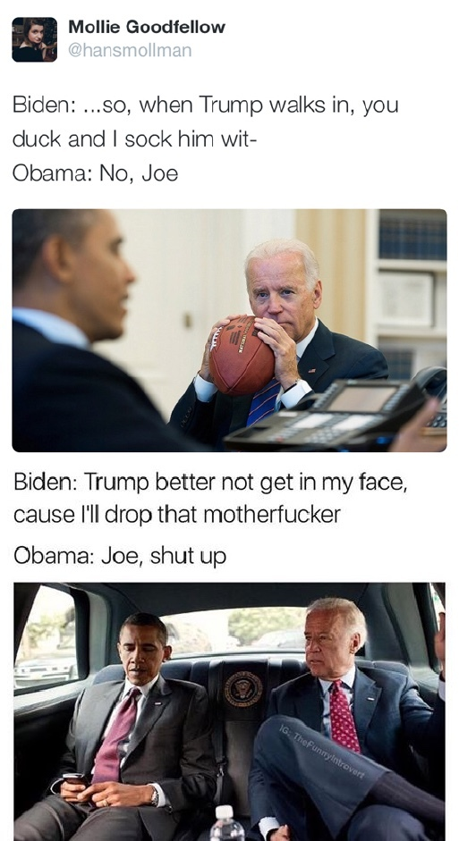 The Adventures of Uncle Joe and Barry - meme