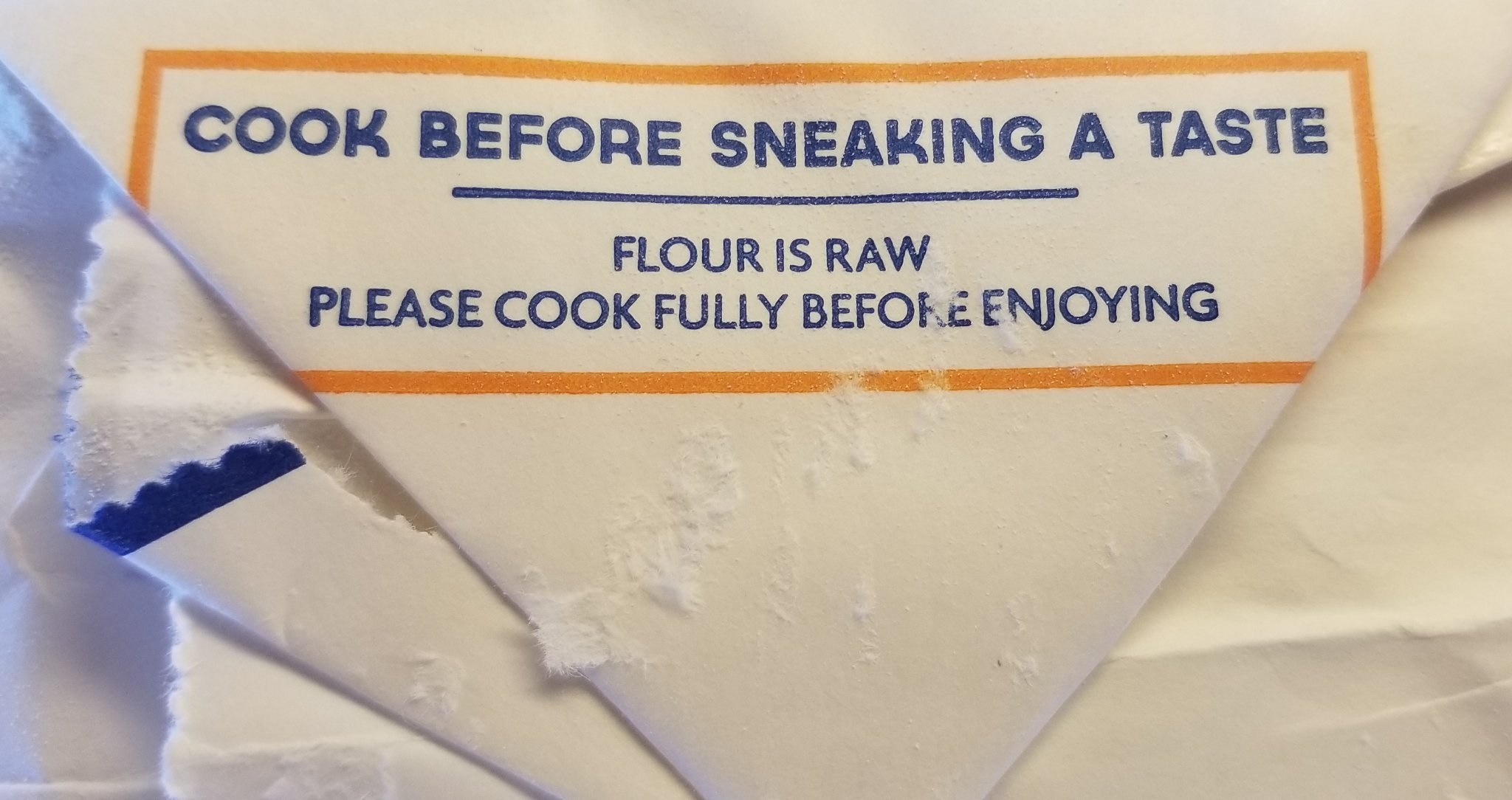 Theres a story behind every warning label... - meme