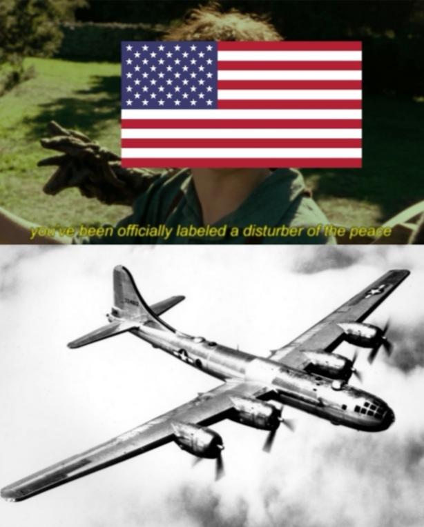 Long life b-29 - meme