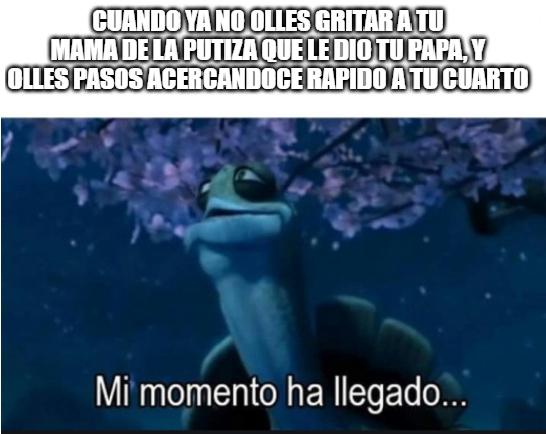 Mi momento - meme