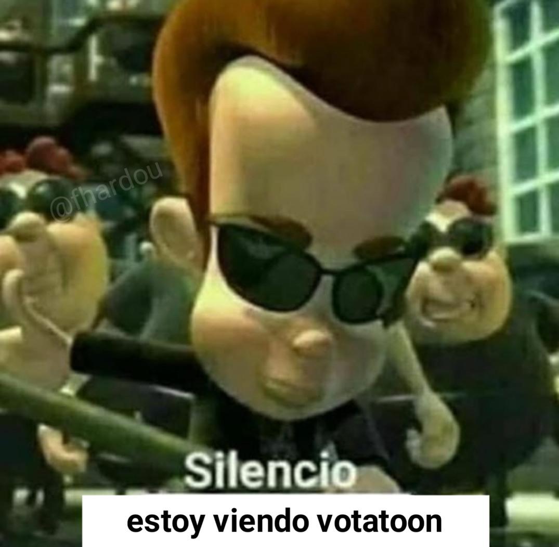 Silencio lokooo - meme