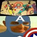Capitán América entendedor de referencias mmmm