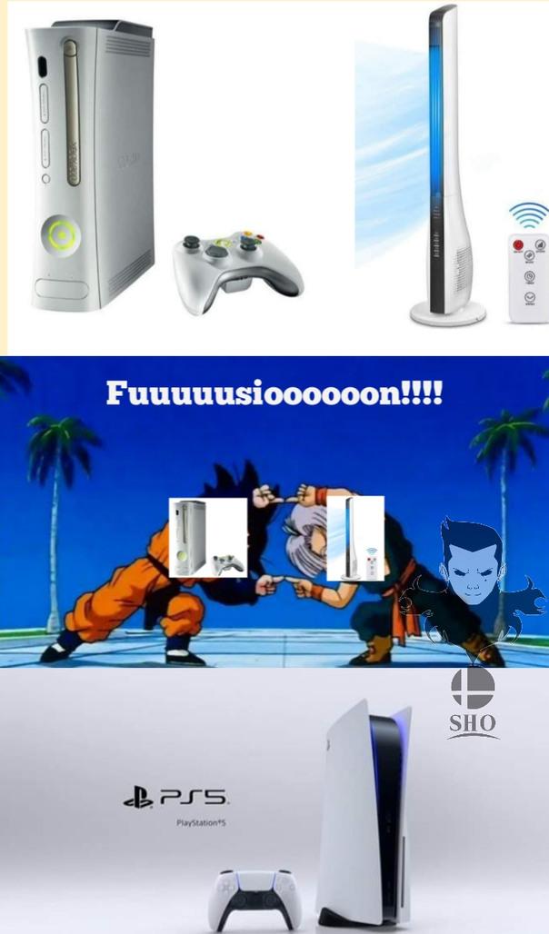 C ve prron el nuevo Xbox 720  - meme