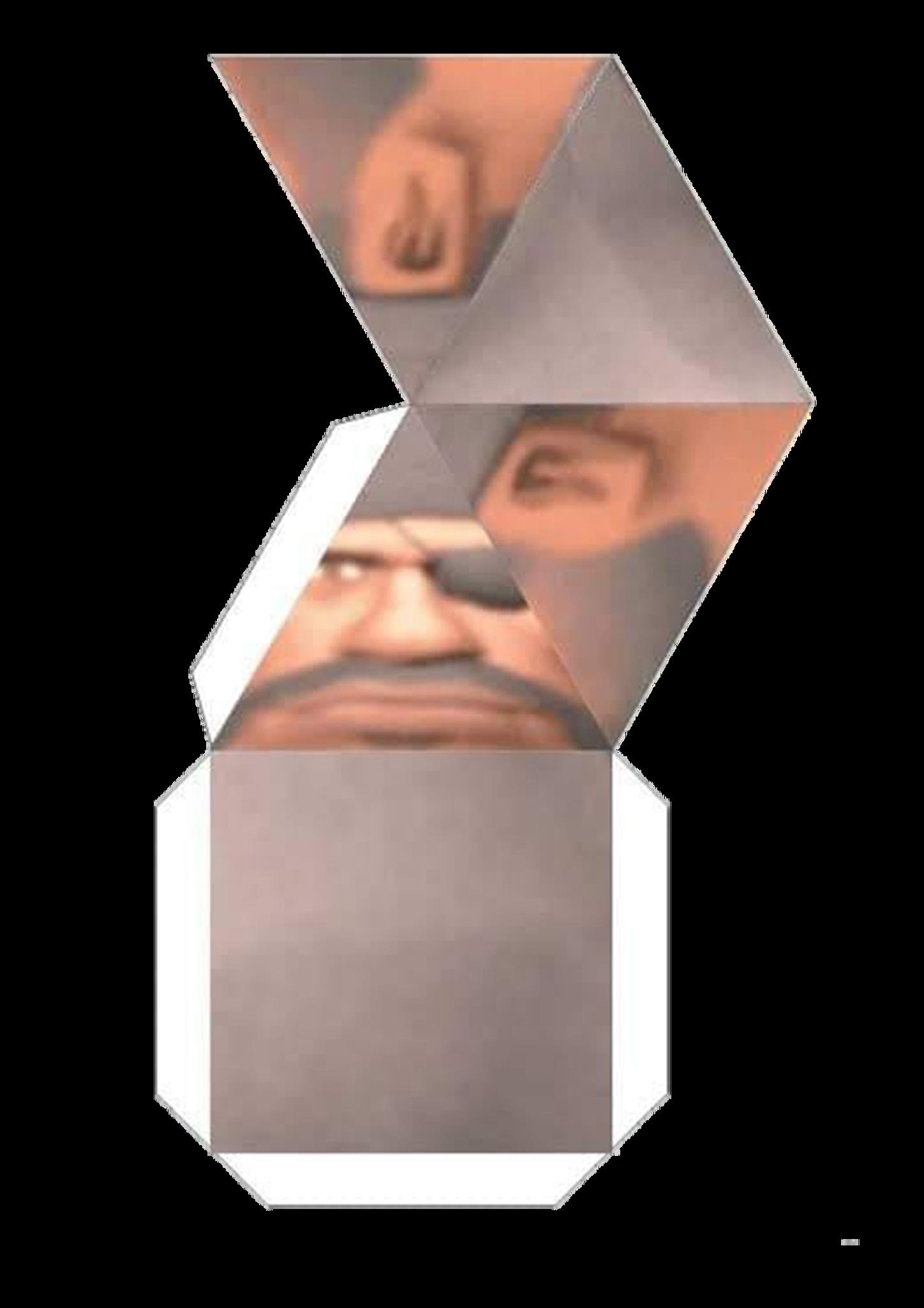 Esto no es un meme es una platilla del demomium