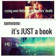 Book Lover = me - meme