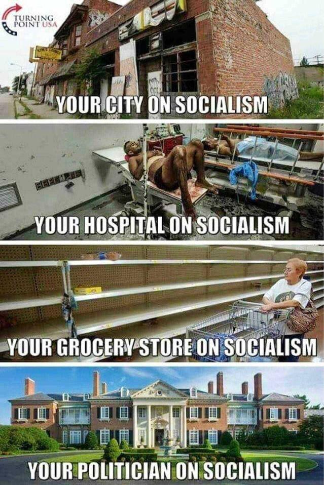 Got Socialism? - meme