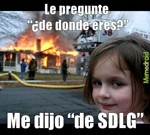 Acabemos con SDLG - meme