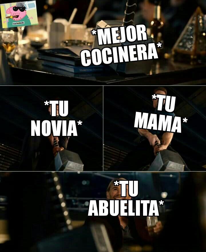 Sigueme ;) - meme