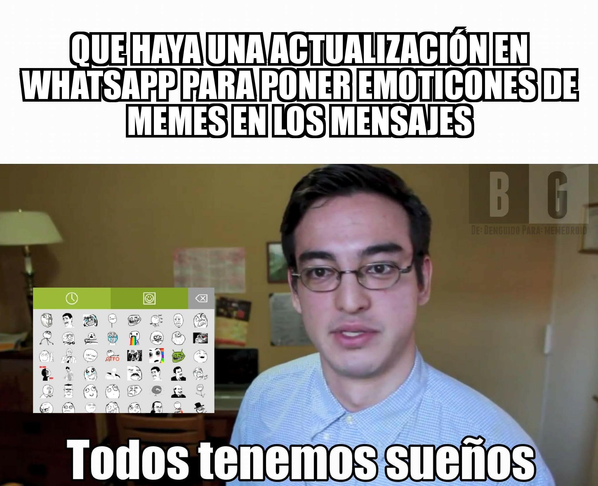 """Cómo algunos dicen """"soñar es gratis"""" :^) - meme"""