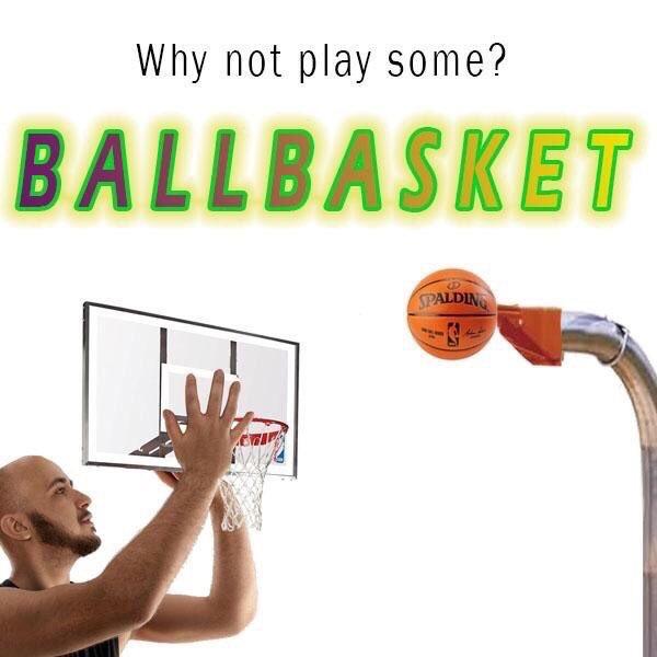 ballbasket - meme