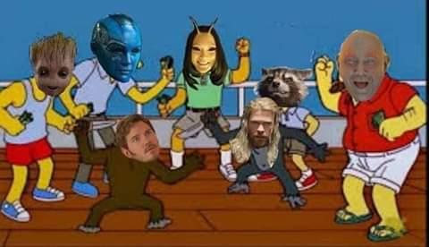 La mejor parte de la película - meme
